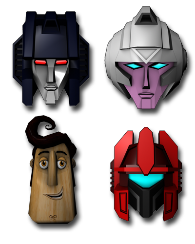 ConVRge Custom Avatars - 01