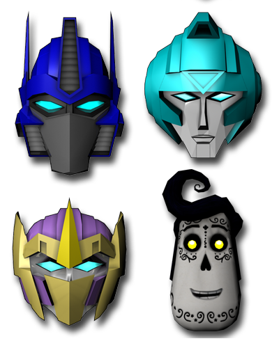 ConVRge Custom Avatars - 02